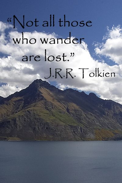 holidays-and-observances.com quote of the day for January 3rd, which is J.R.R. Tolkien's Birthday