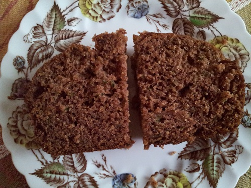April 25th is National Zucchini Bread Day!