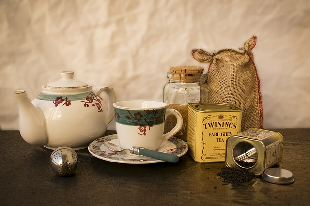 September 3 is the Birth of Anna, Duchess of Bedford, Creator of Afternoon Tea!