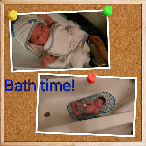 Baby Safety Month is the Entire Month of September, Bath Safety Month  is the Entire Month of January, and Bathtub Party Day is December 5th!