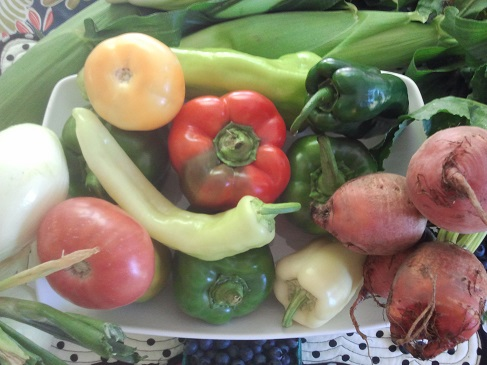 Join a CSA or Shop at Farmer's Markets