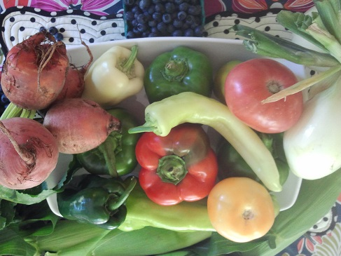 Farmers Market Haul - Healthy Memorial Day Meals Tips from Holidays and Observances
