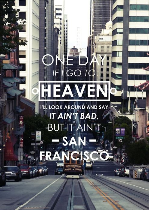 Herb Caen Quote
