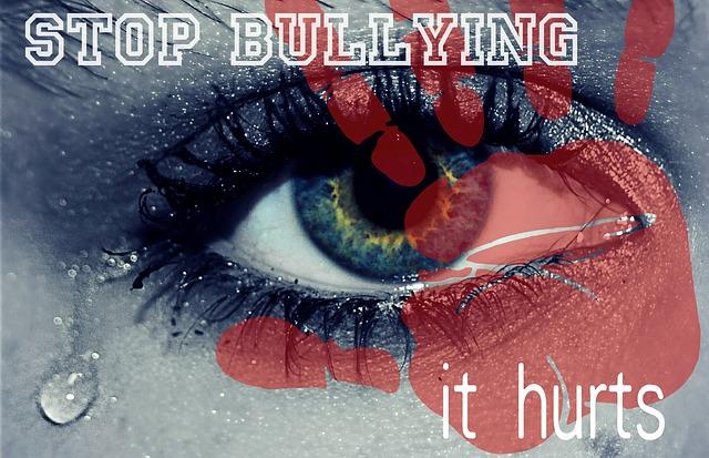 Stop Bullying....it Hurts!