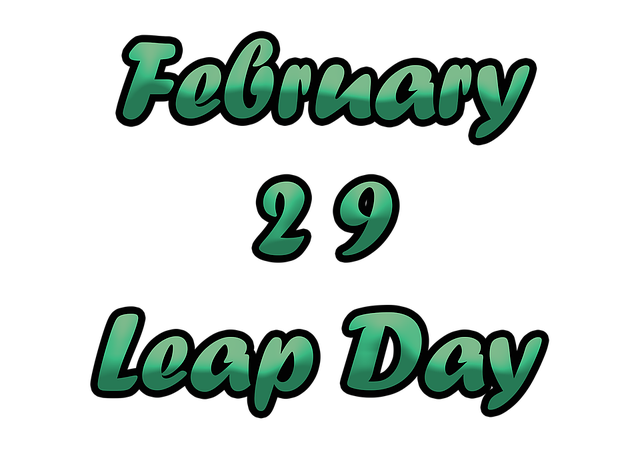 February 29 Leap Day
