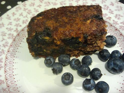 The Holidays and Observances Recipe of the Day for February 20, is a Lightened Blueberry Breakfast Cake, from Kerry of Healthy Diet Habits.