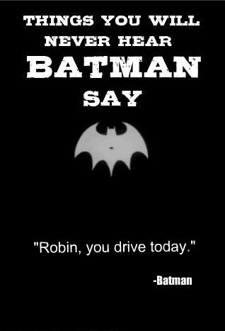 Batman quote - holidays-and-observances.com Quote of the Day for January 12th.