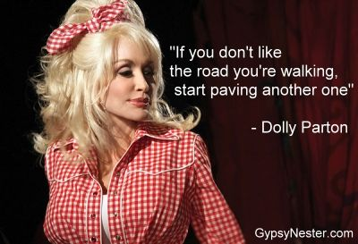 Dolly Parton - Quote of the Day for January 19th!