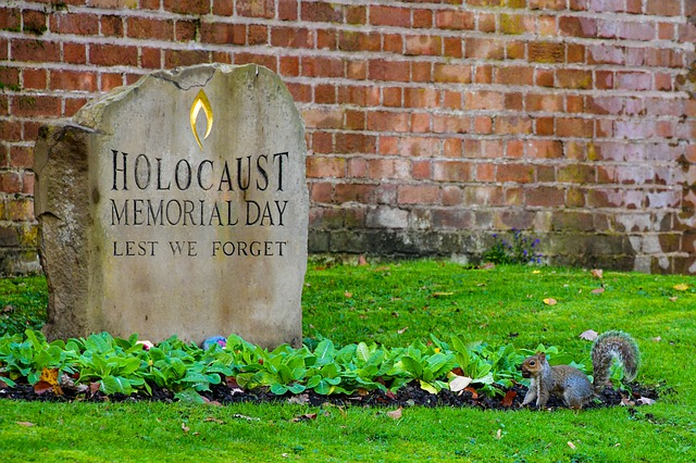 January 27th is Auschwitz Liberation Day and the International Day of Commemoration in Memory of the Victims of the Holocaust.