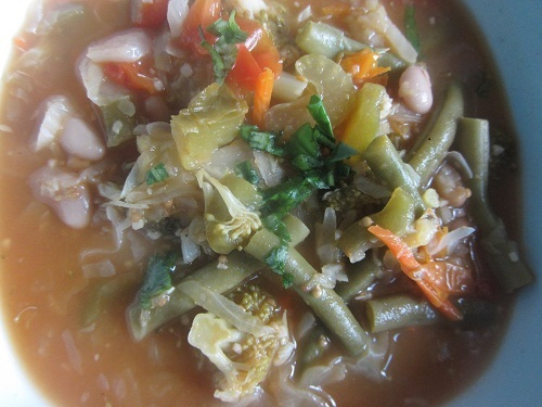 Holidays and Observances Recipe of the Day for January 17 is Refrigerator Soup by Kerry of Healthy Diet Habits