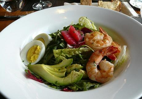 Holidays and Observances Recipe of the Day for January 22, is a Super Salad Meal from Kerry at Healthy Diet Habits.