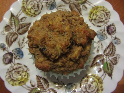 Healthy Apple Muffins Recipe from Kerry at Healthy Diet Habits