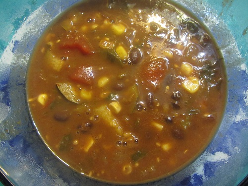 January is National Soup Day. Here is a great Black Bean Soup Recipe from Kerry, at Healthy Diet Habits!