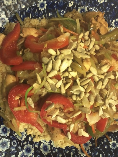 The Holidays and Observances Recipe of the Day for March 9, is a Chicken Stir Fry Recipe.