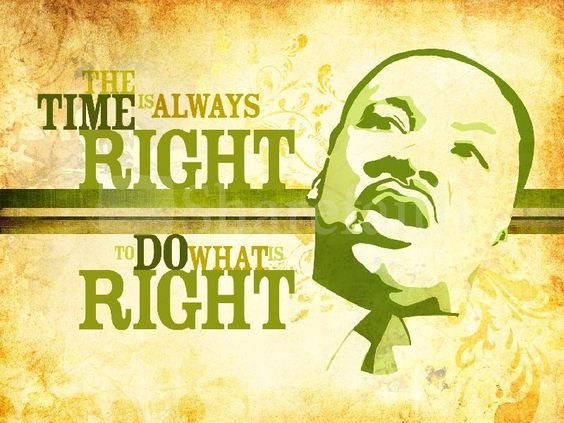 Martin Luther King, Jr. Birthday