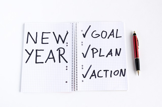 New Years Resolutions - must be more than just a goal!