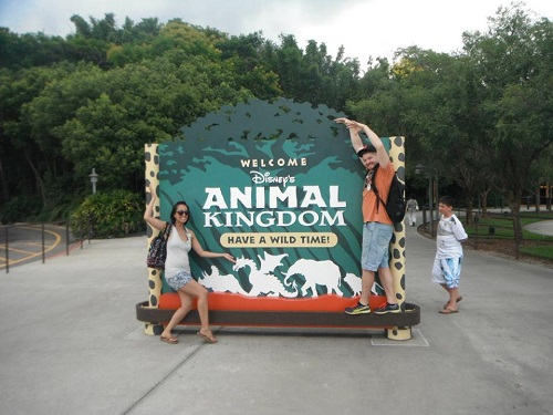 April 22, 1998 - Disney's Animal Kingdom opens at Walt Disney World near Orlando, Florida