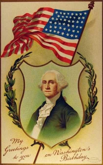 George Washington - U.S. Federal Holidays