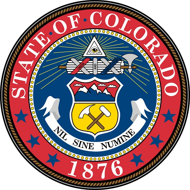 Colorado State Seal - Colorado State Holidays and Info.