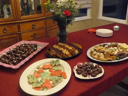 Christmas Food Tips from Holidays and Observances