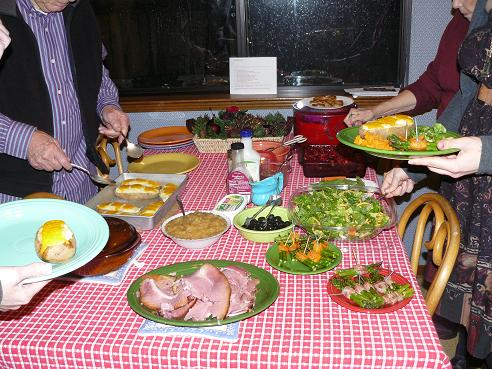 The month of August is Family Meals Month!