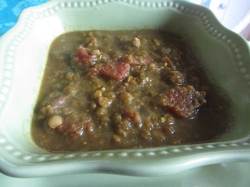 The Holidays and Observances Recipe of the Day for February 18, is a Refrigerator Crockpot Soup Recipe from Kerry, of Healthy Diet Habits.