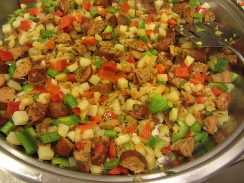 Holidays and Observances February 2, Recipe of the Day is a Simple Hash Recipe from Kerry of Healthy Diet Habits.