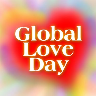 Global Love Day is May 1st!