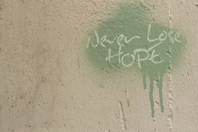 Never Lose Hope - Holidays and Observances Quote of the Day for June 26th!