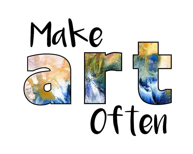 Make Art Often! January 31 is Inspire Your Heart with the Arts Day!!