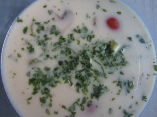 Holidays and Observances Recipe of the Day for January 21 is a Thai Tom Yum Soup by Kerry of Healthy Diet Habits