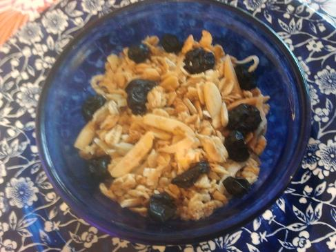 The Holidays and Observances Recipe of the Day for March 11, is a Healthy Granola Recipe from Kerry, at Healthy Diet Habits.