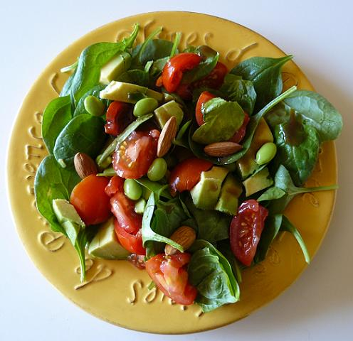 The Holidays and Observances Recipe of the Day for March 26, is a Spinach Salad in honor of Spinach Day on March 26!