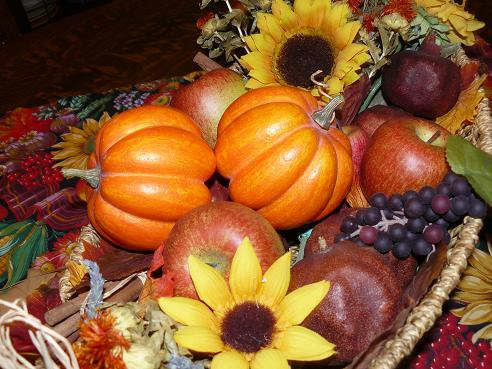 Thanksgiving Holiday Information from Holidays and Observances