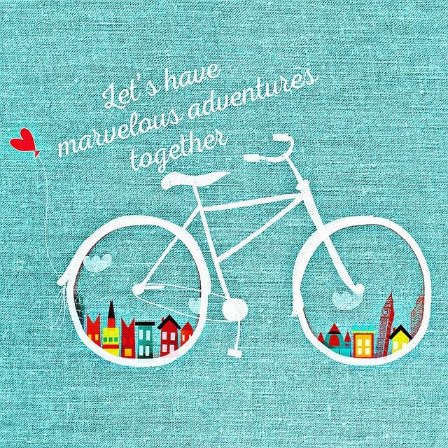 Let's have Marvelous Adventures together!