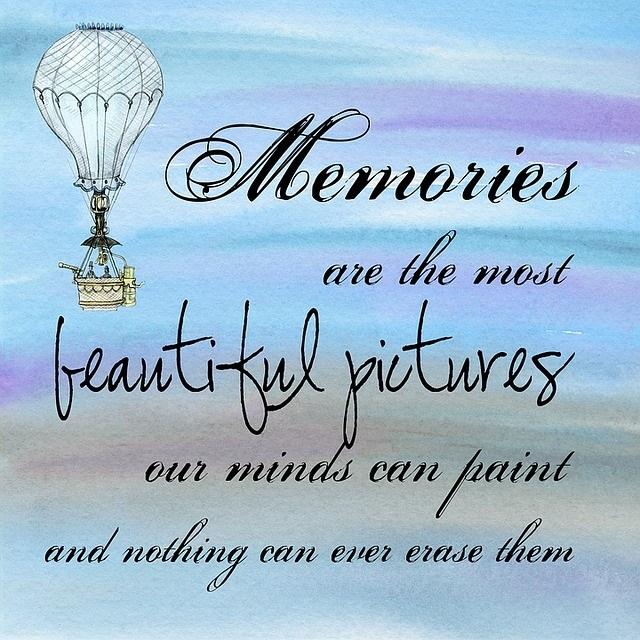 June 23rd is International Widows Day! Cherish YOUR Memories!
