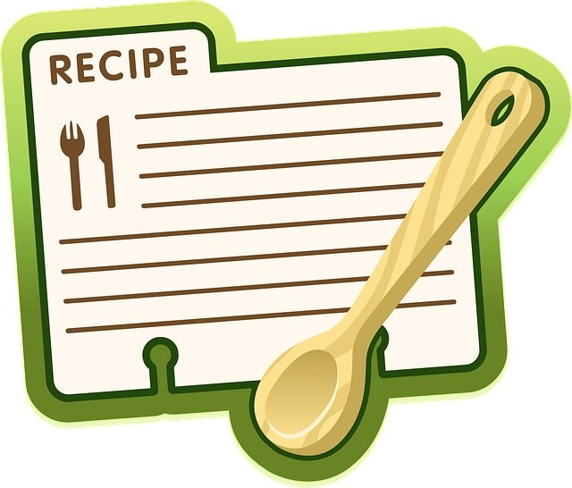 What determines a healthy recipe? A healthy diet habit is to choose great recipe choices most of the time!