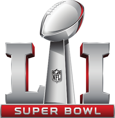 Super Bowl 51 Logo