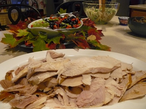 Thanksgiving Food Tips from Holidays and Observances
