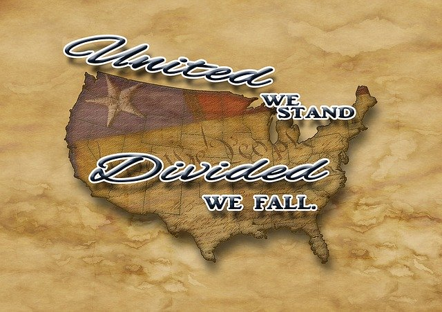 United We Stand..Divided We Fall.