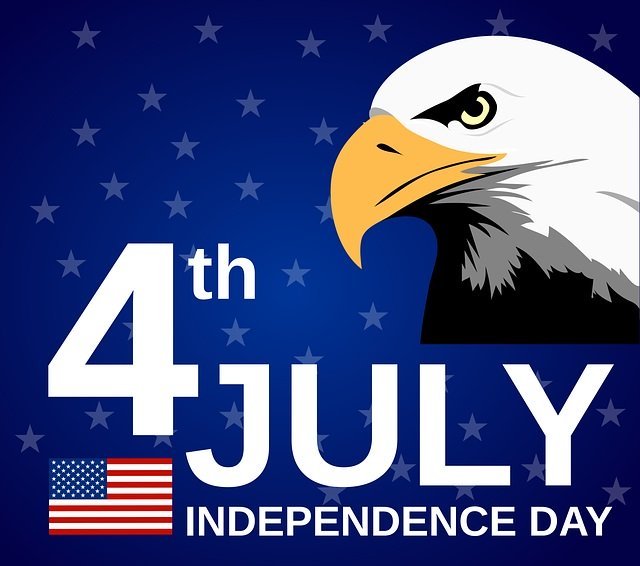 Holidays and Observances - Fourth of July information.