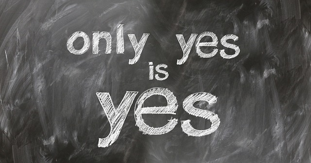 Only YES is YES!