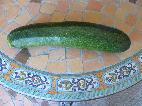 August 8 is National Zucchini Day